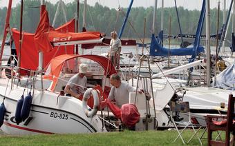 Ergonomia jachtu śródlądowego