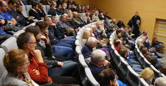 JachtFilm Festiwal w Gdyni: imponująca frekwencja