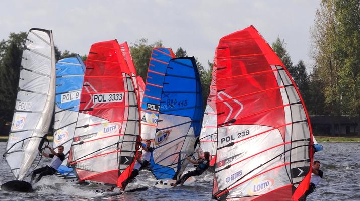 Mocne zakończenie LOTTO Windsurfing Cup 2014 ZDJĘCIA